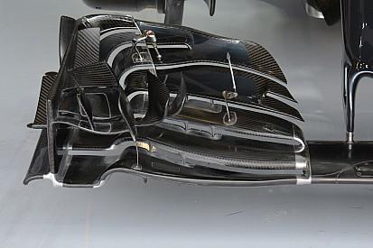 Technique - Le développement de l'aileron avant de la McLaren MP4-31