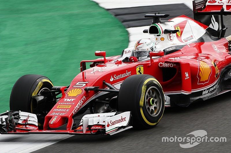 """Vettel: """"El auto no fue tan rápido, así de simple"""""""