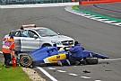 """""""Ziemlich unglaublich"""": Marcus Ericsson nach 230-km/h-Crash unverletzt"""
