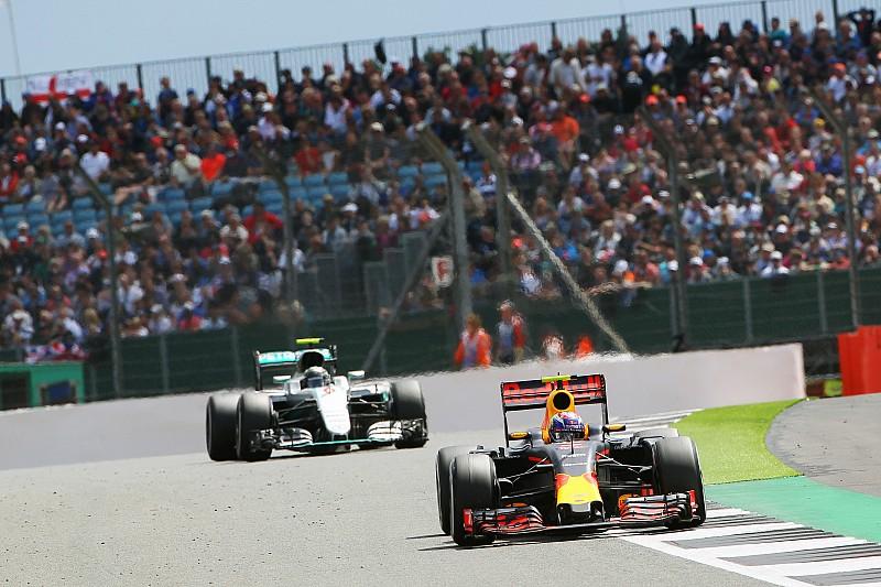 Red Bull no se ve limitado por su motor