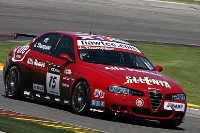 Zu verkaufen: Der letzte Alfa Romeo 156 aus der Tourenwagen-WM