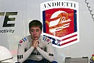 Фрейнс протестує болід IndyCar