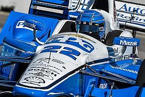 IndyCar Reporte de prácticas Pagenaud lidera en una sesión accidentada en Toronto