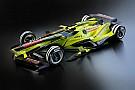 In beeld: Futuristisch Formule 1-ontwerp voor 2030