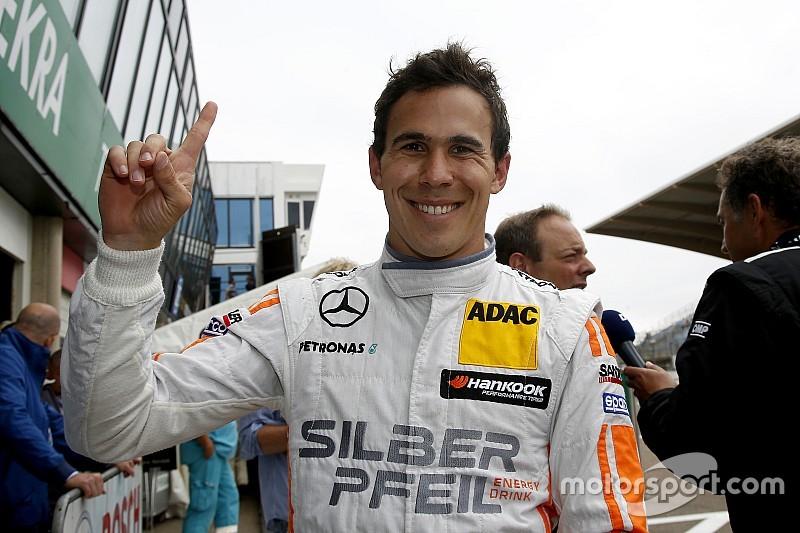 DTM in Zandvoort: Wickens siegt für Mercedes, Wittmann ist Halbzeit-Champion