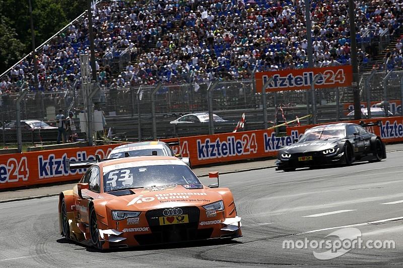 DTM Зандворт: Грін виграє недільну гонку