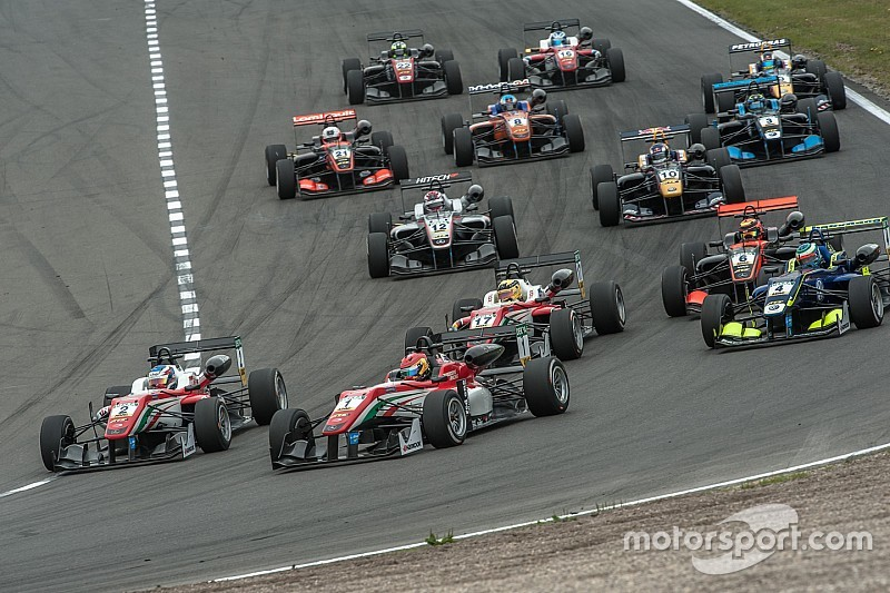 Die Video-Highlights der Formel-3-Rennen in Zandvoort