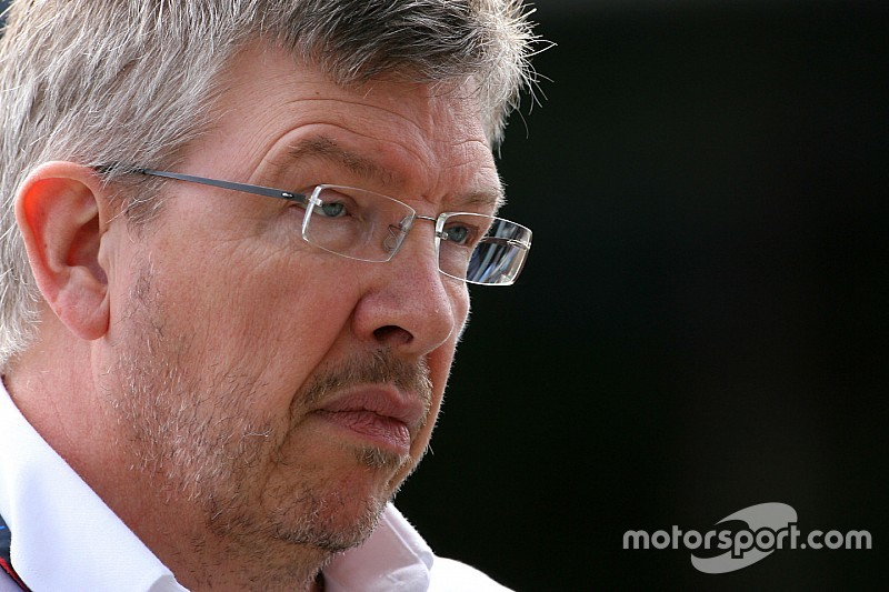 Brawn rechaza volver a la F1 con Ferrari