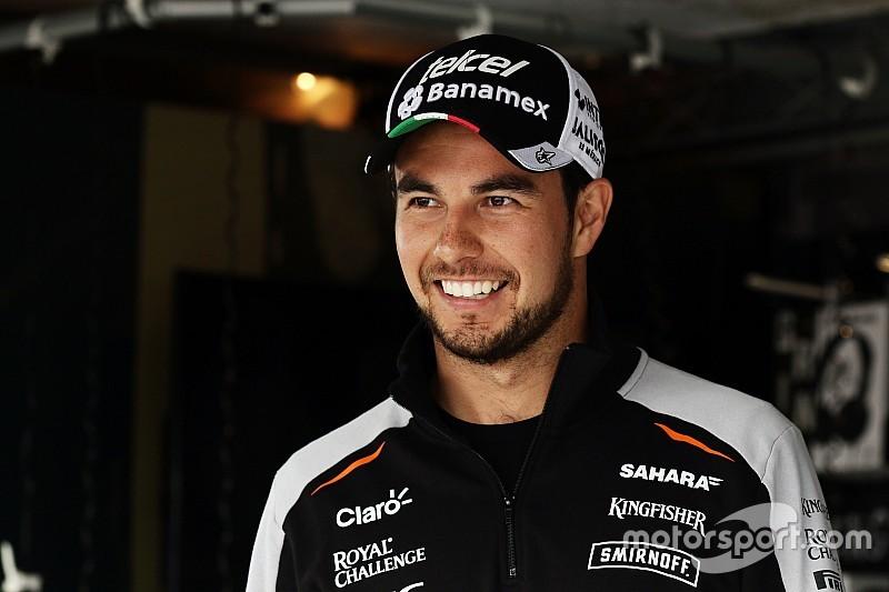"En Force India no dudan de que ""Checo"" Pérez se quedará"