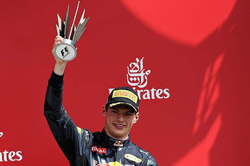 Verstappen cree que es posible terminar tercero en el campeonato