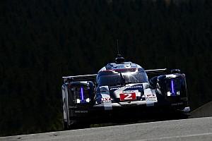 WEC Trainingsbericht WEC am Nürburgring: Porsche legt vor im 1. Training