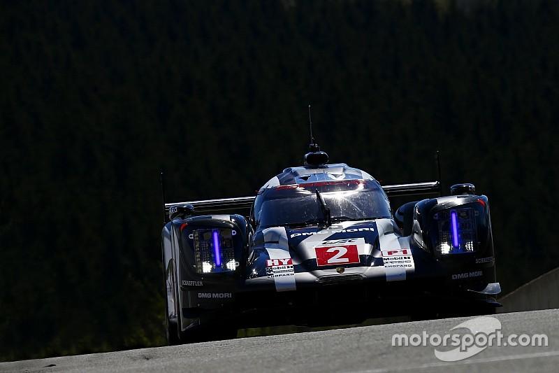 WEC am Nürburgring: Porsche legt vor im 1. Training