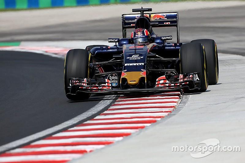 """Kvyat: """"Nog even en we rijden over een Top Gear-circuit"""""""