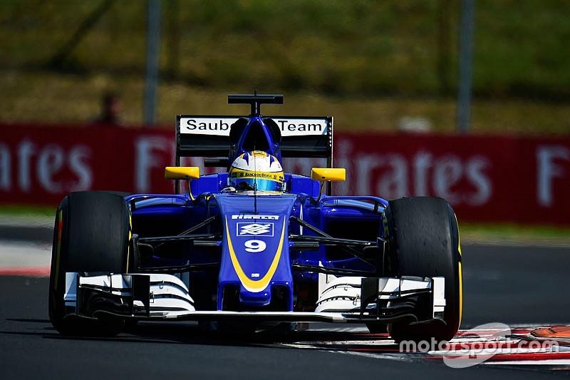 """Ecclestone """"feliz"""" por la salvación de Sauber"""