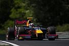 Гасли выиграл субботнюю гонку и вышел в лидеры GP2