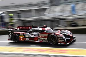 WEC Résumé de qualifications Une pole stratégique et bienvenue pour Audi sur le Nürburgring