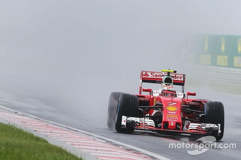 Гонщики Ferrari невдоволені дощовими покришками