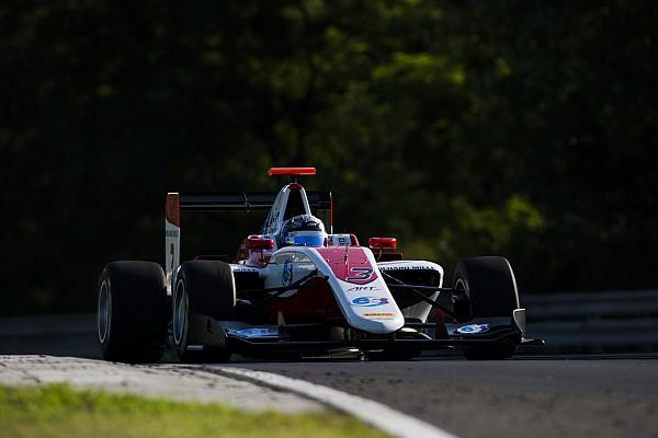 جي بي 3: ألبون يفوز في السباق الثاني في المجر ويتصدّر الترتيب العام للسائقين