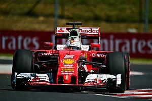 Fórmula 1 Noticias Vettel apuesta todo a la primera vuelta