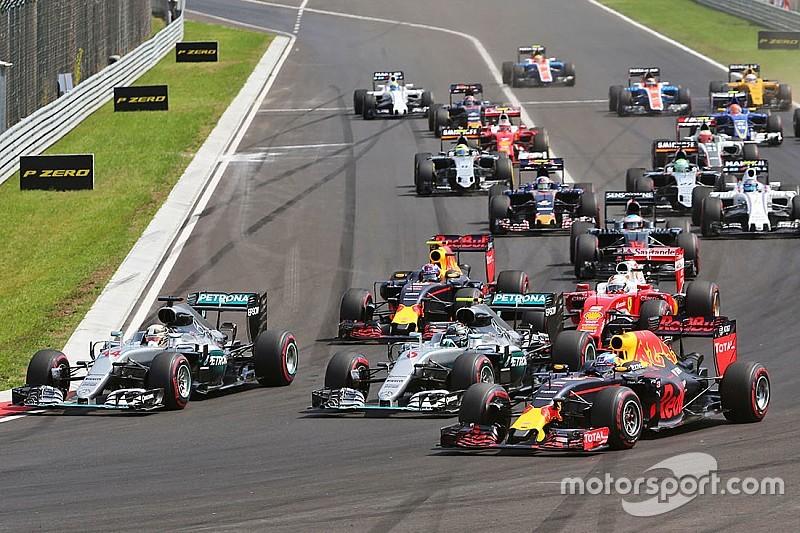 Nico Rosberg: Rennen schon am Start verloren