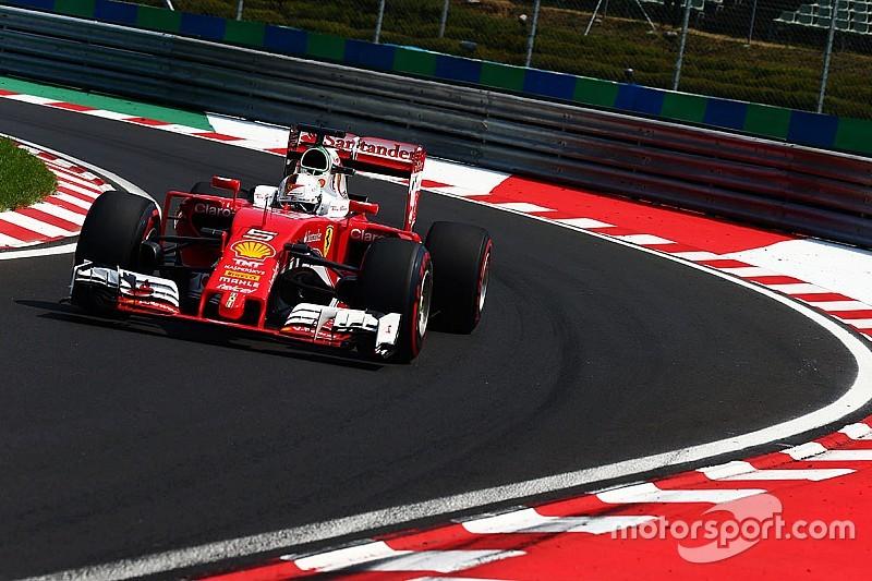 """Феттель: Ferrari була """"значно швидшою"""" за Red Bull"""