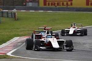 GP3 Репортаж з гонки GP3 на Хунгароринзі: Альбон перемагає у другій гонці