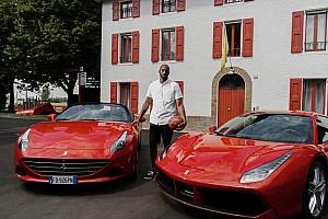 Automotive Artículo especial Kobe Bryant visita Ferrari en Maranello