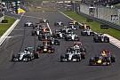 فرق الفورمولا واحد ستتباحث في تعديلات شاملة للقوانين