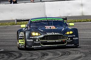 WEC Résumé de course Aston Martin n'abdique pas en GTE Am