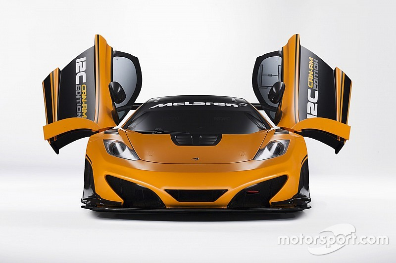 Traumautos: McLaren 12C Can-Am