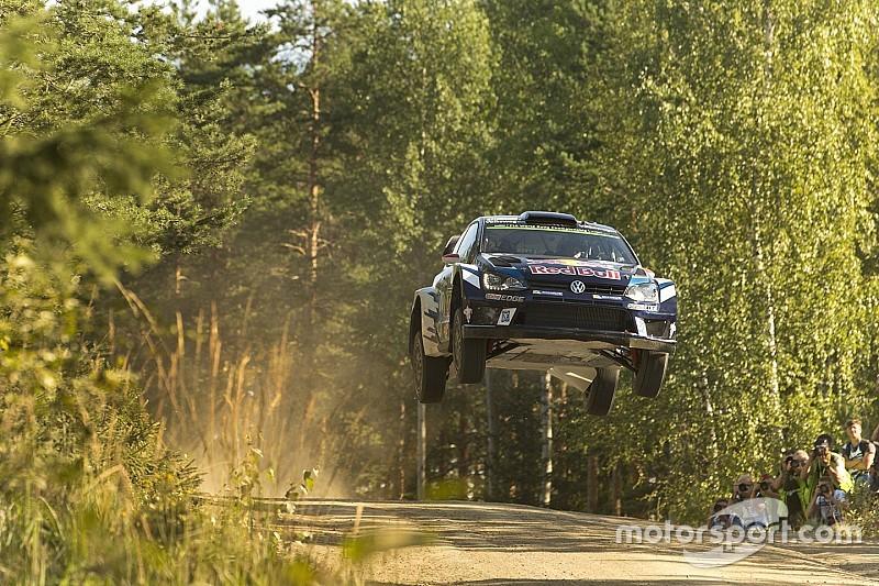 Finlandia, Shakedown: Latvala si mette alle spalle Ogier e Mikkelsen