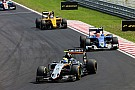 Pérez pide una aclaración del reglamento tras las maniobras de Verstappen