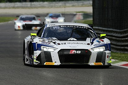 24 Ore di Spa: l'Audi serve il poker nelle prove libere