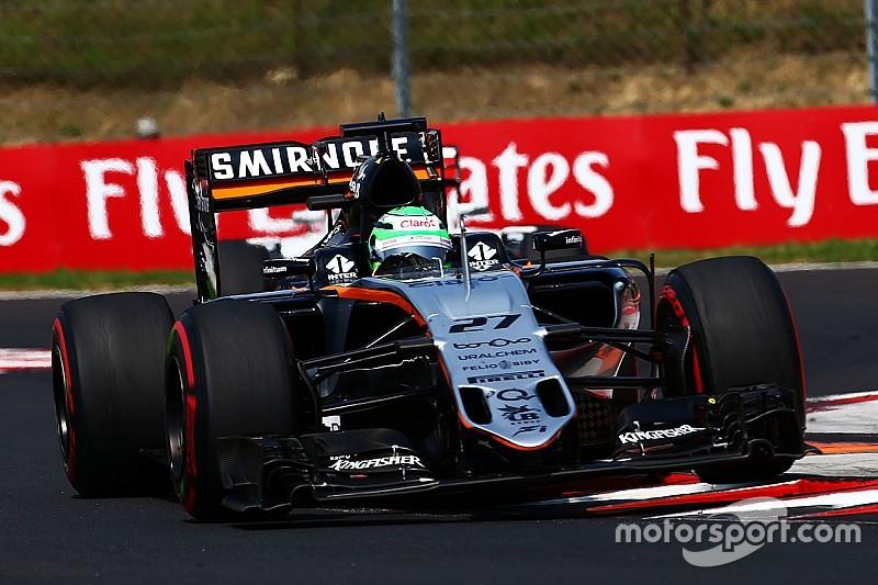 Force India: Hulkenberg resta, Perez invece potrebbe partire