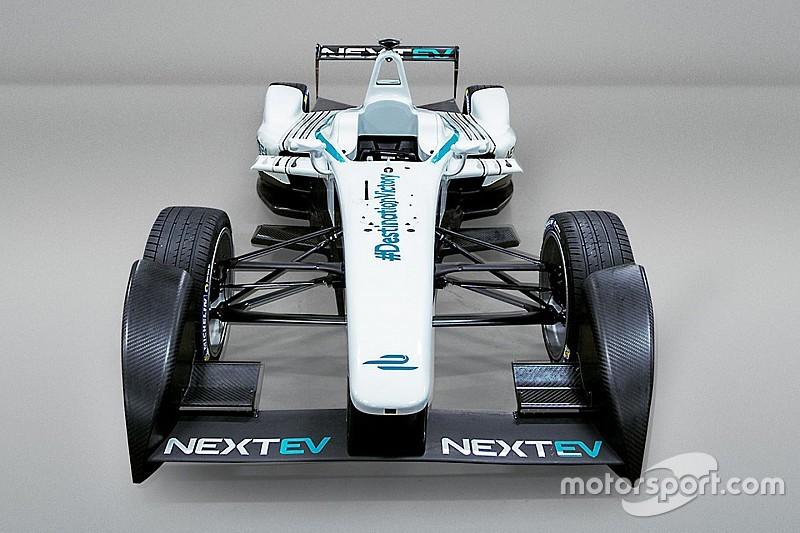 Ecco la nuova NextEV siglata 700R per la Formula E!