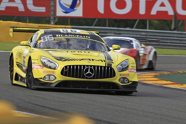 24 uur Spa: Maximilian Götz scoort pole ondanks gele vlag