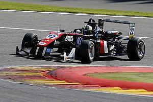F3-Euro Reporte de la carrera Eriksson se impone en la última carrera en Spa