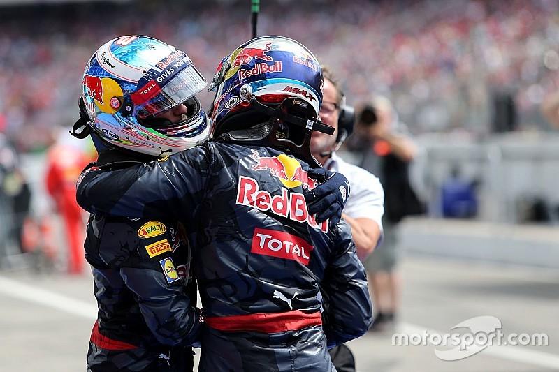 "Horner: ""Verstappen demostró que puede ser un jugador de equipo"""