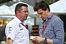 McLaren и Mercedes судятся из-за инженера