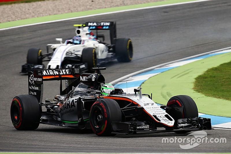 Хюлькенберг очікує на серйозну боротьбу з Williams та McLaren