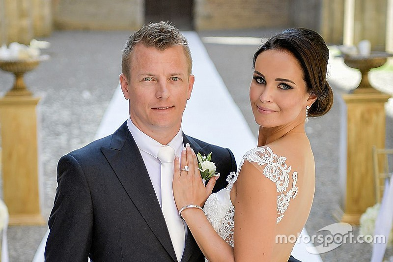 Kimi Räikkönen Frau