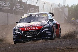 World Rallycross Yarış raporu Kanada RX: Hansen sezonun ilk galibiyetini elde etti