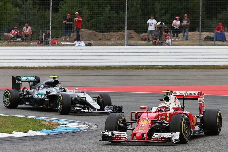 Formel 1 2017: Mercedes hat Ferrari auf der Rechnung