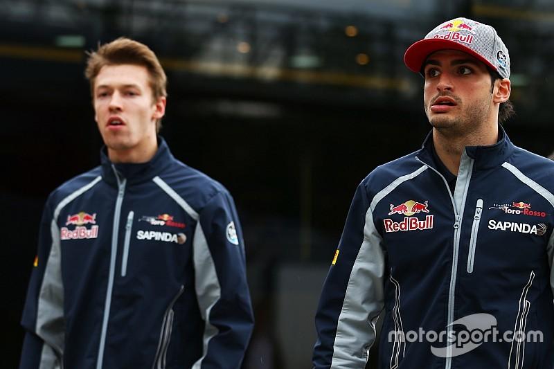 Toro Rosso espera problemas de rivalidad a final de año