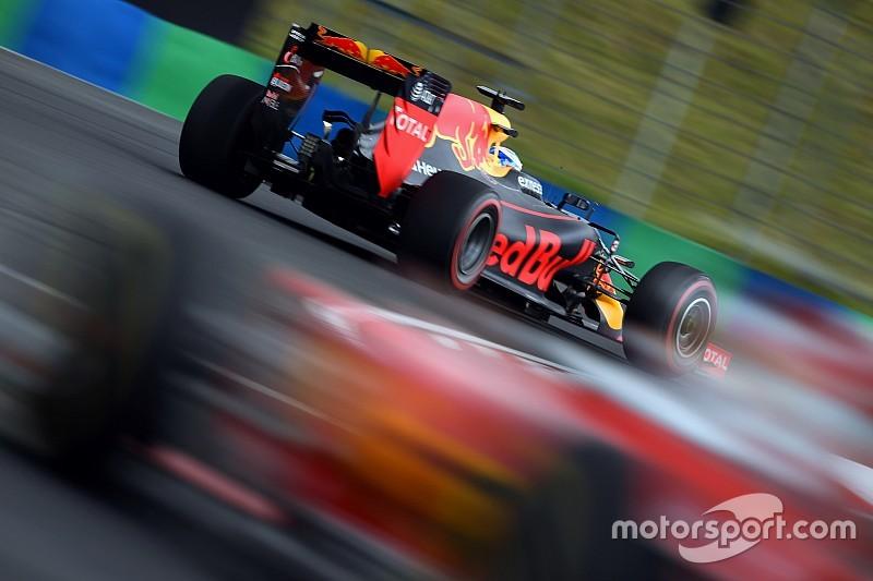 Итоги половины сезона: Red Bull Racing
