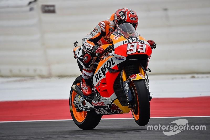 """Marquez: """"Difficile prendere le Ducati. Le Yamaha il mio obiettivo"""""""