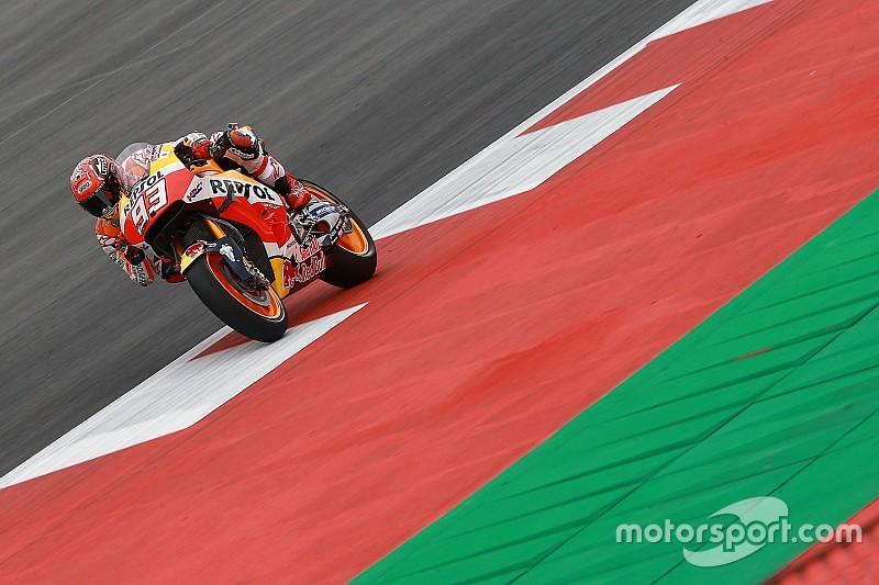 """Marquez: """"Ducati ver weg, we strijden met Yamaha"""""""