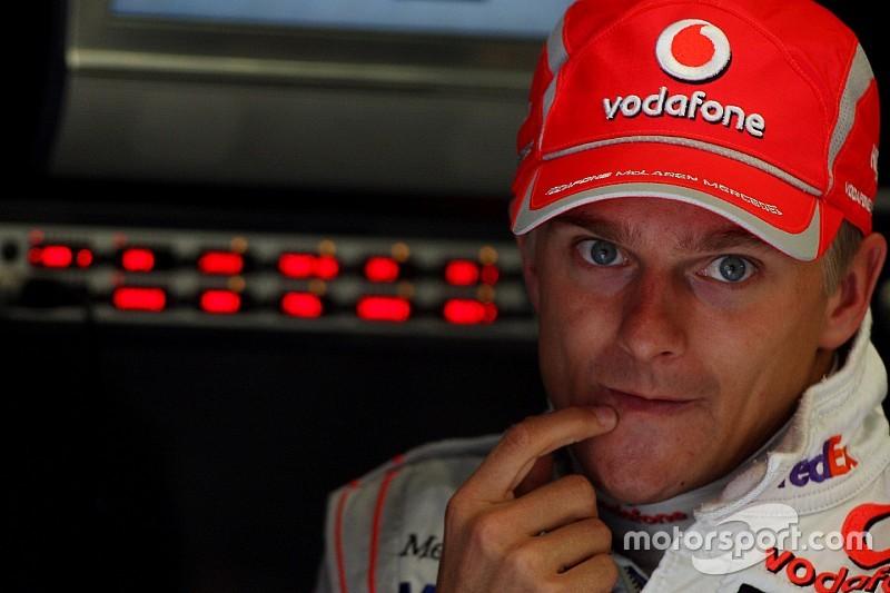 "Kovalainen: ""Yo era débil mentalmente en McLaren"""