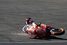 Маркес не стал винить Педросу в аварии в третьей тренировке