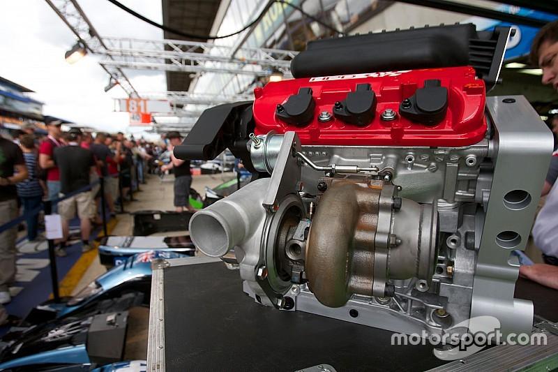 Neuer Supercars-Turbomotor vor ersten Testläufen auf dem Prüfstand